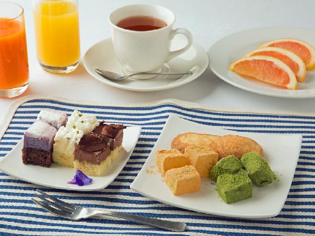 【朝食】スイーツ&フルーツ※イメージ
