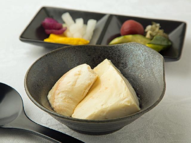 【朝食】すくい豆腐※イメージ