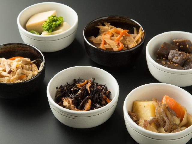 【朝食】和惣菜※イメージ