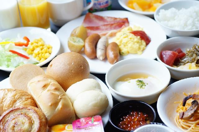 ◇種類豊富な朝食メニュー