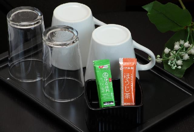 ◇客室備品(グラス・マグカップ)