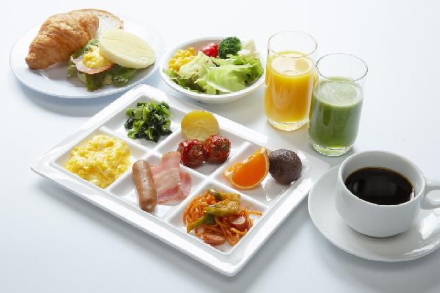 レストラン・朝食