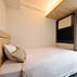 京都の観光、ビジネスの拠点としてご宿泊に最適。ホテル京阪京都駅南のシングルルーム