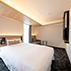 京都の観光、ビジネスの拠点としてご宿泊に最適。ホテル京阪京都駅南のモデレートダブルルーム