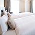 京都の観光、ビジネスの拠点としてご宿泊に最適。ホテル京阪京都駅南のエコノミーツインルーム