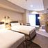 名古屋の観光、ビジネスの拠点としてご宿泊に最適。ホテル京阪名古屋のスーペリアツインルーム