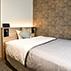 仙台の観光、ビジネスの拠点としてご宿泊に最適。ホテル京阪仙台のシングルルーム
