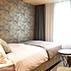 仙台の観光、ビジネスの拠点としてご宿泊に最適。ホテル京阪仙台のセミダブルルーム