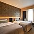 仙台の観光、ビジネスの拠点としてご宿泊に最適。ホテル京阪仙台のツインルーム