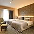 仙台の観光、ビジネスの拠点としてご宿泊に最適。ホテル京阪仙台のユニバーサルルーム